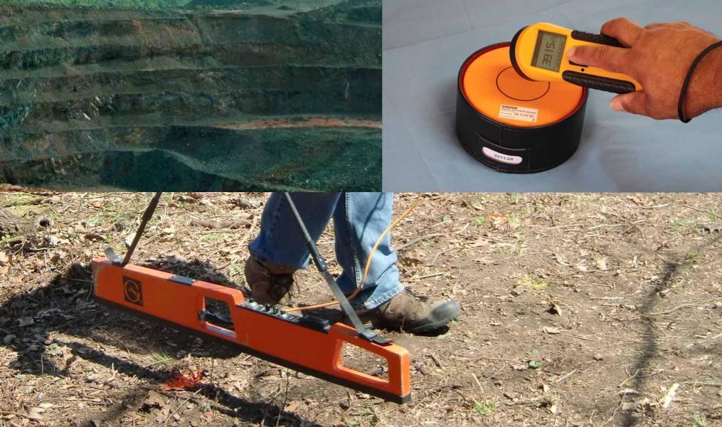 Iron Mine Geonics EM38 TerraPlus KT10